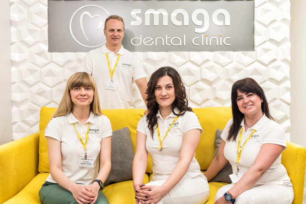 Лікарі Smaga Dental Clinic